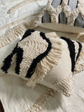 Circe Fringed Pillow Cover