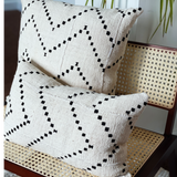 Chevron Mudcloth Cushion