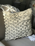 Chunky Knit Elia Cushion Cover