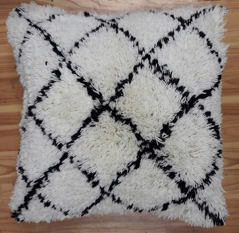 Berber Style Cushion Cover