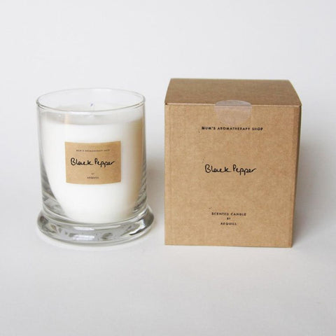 Black Pepper | Positivity Scented Candle