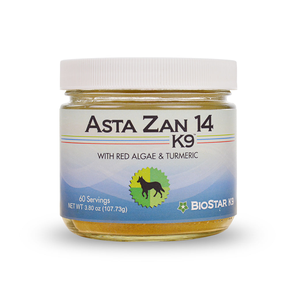 Asta Zan-14 K9 - Dogs Naturally Market
