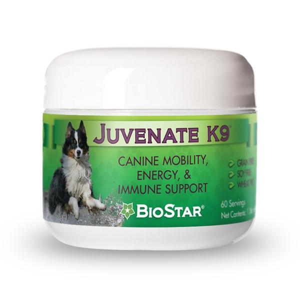 Juvenate K9™ - Dog Joint Supplement - Dogs Naturally Market