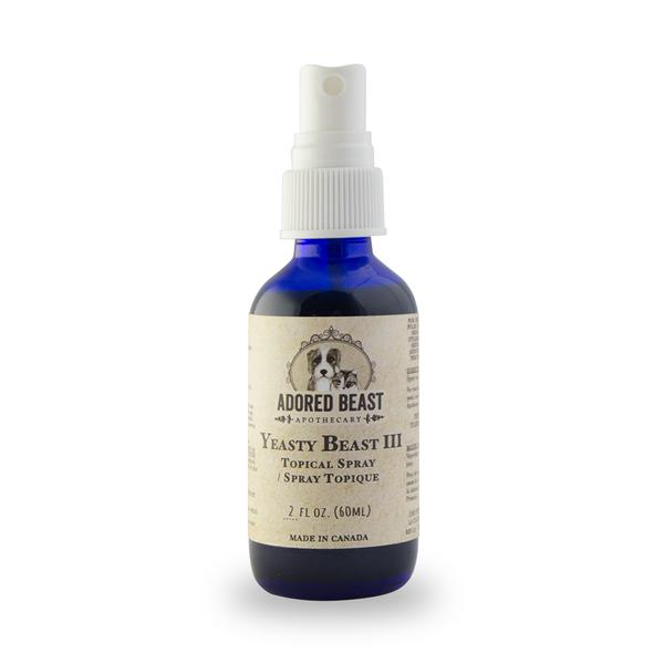 Yeasty Beast Anti-Itch Spray - Dogs Naturally Market