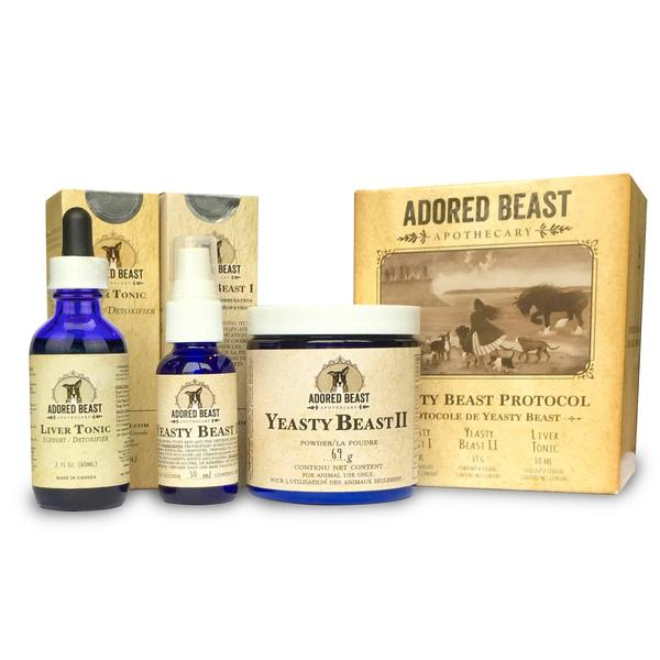 Yeasty Beast Protocol - Dogs Naturally Market