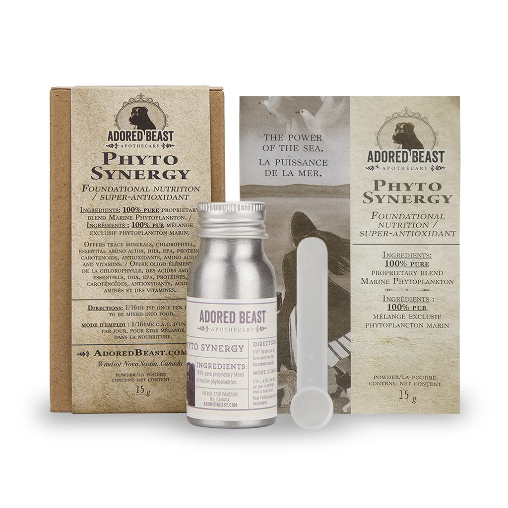 Phyto Synergy - Dogs Naturally Market
