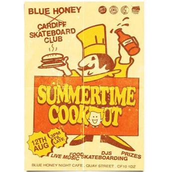 CSC X Blue Honey Cookout Footage