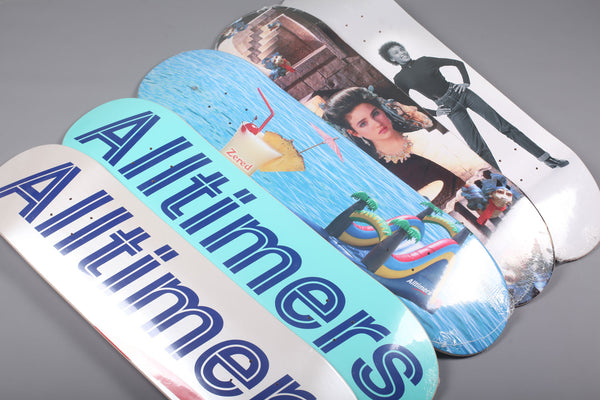 Alltimers decks