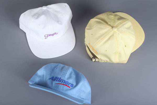 Alltimers hats