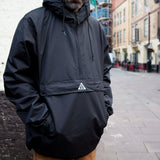 CSC 'All Conditions Gang' 1/2 Zip Jacket (Black) - CSC Store