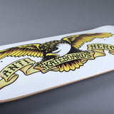 "Anti Hero 'Classic Eagle XXL' 8.75"" Deck (White) - CSC Store"