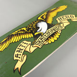 "Anti Hero 'Classic Eagle' 8.38"" Deck (Green)"