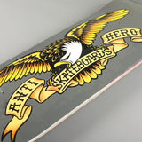 "Anti Hero 'Classic Eagle' 8.25"" Deck (Larger Grey)"
