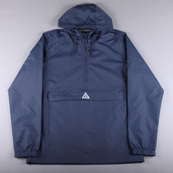 CSC 'All Conditions Gang' 1/2 Zip Jacket (Navy) - CSC Store