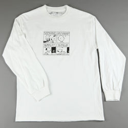 CSC 'Distance Trilogy' Longsleeve T-Shirt (White)