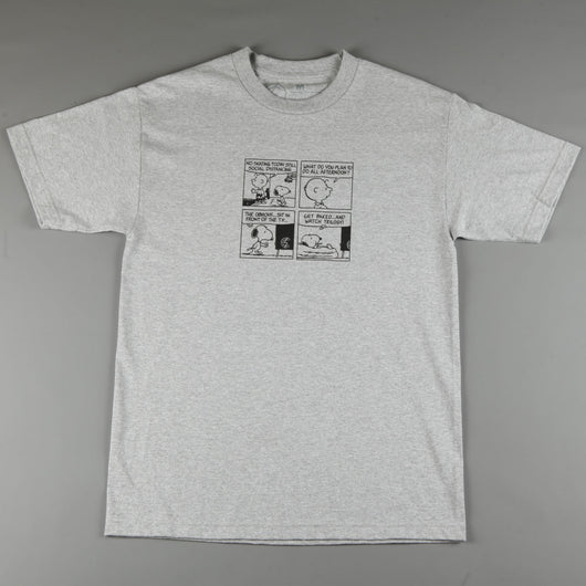 CSC 'Distance Trilogy' T-Shirt (Heather Grey)