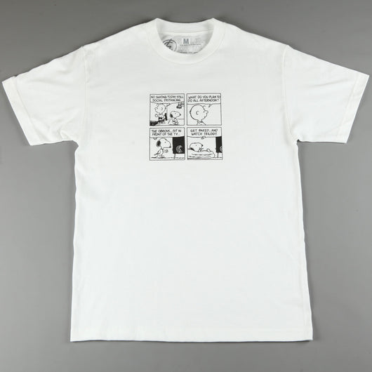 CSC 'Distance Trilogy' T-Shirt (White)
