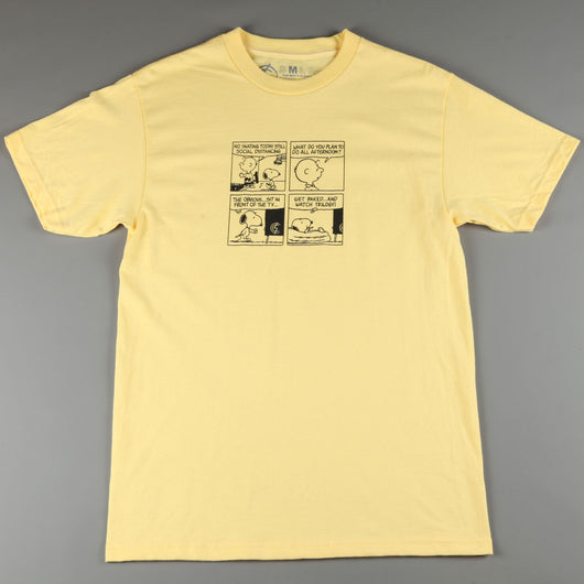 CSC 'Distance Trilogy' T-Shirt (Banana)