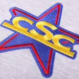 CSC 'MNCSC Embroidered' Crew (Heather Grey)