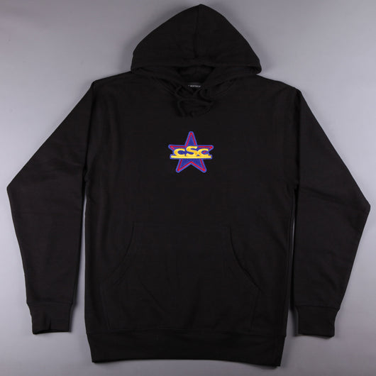 CSC 'MNCSC Embroidered' Hood (Black) - CSC Store