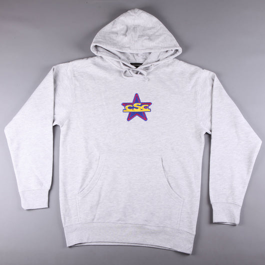CSC 'MNCSC Embroidered' Hood (Heather Grey) - CSC Store