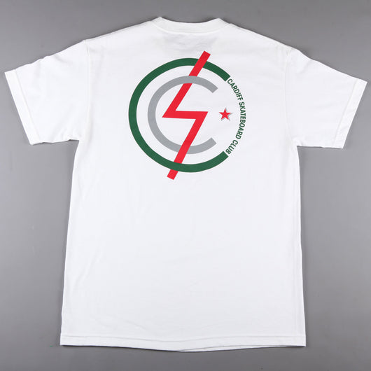 CSC 'Mod' T-Shirt (White / Amsterdam) - CSC Store