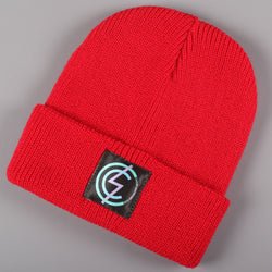 CSC 'Mod' Beanie (Red) - CSC Store