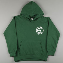CSC 'Mod' Hood (Green / White) - CSC Store