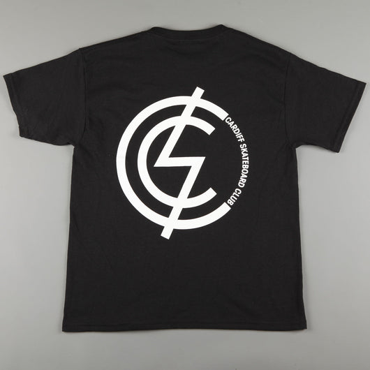 CSC 'Mod' Kids T-Shirt (Black)