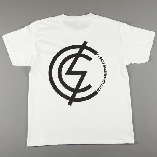 CSC 'Mod' Kids T-Shirt (White)