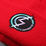 CSC 'Mod Patch' Beanie (Red) - CSC Store