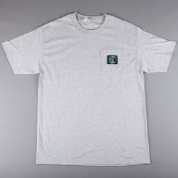 CSC 'Mod Patch' Pocket T-Shirt (Heather Grey) - CSC Store