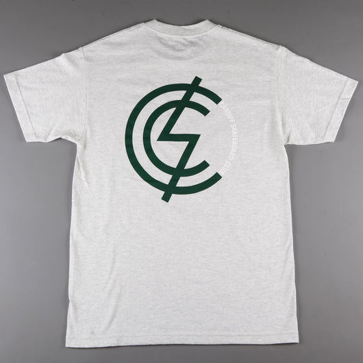 CSC 'Mod Two Tone' T-Shirt (Ash)