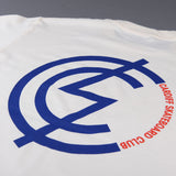 CSC 'Mod Two Tone' T-Shirt (Cream)