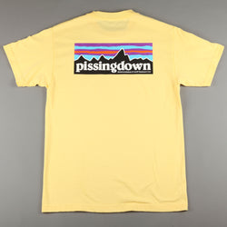CSC 'Pissingdown' T-Shirt (Banana)