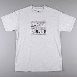 CSC 'Trilogy' T-Shirt (Heather Grey) - CSC Store