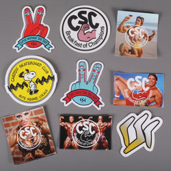 CSC Sticker Pack