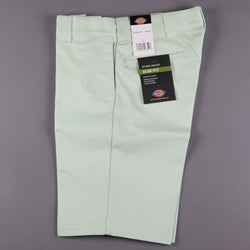 Dickies 'Slim Straight 273' Work Short (Mint)