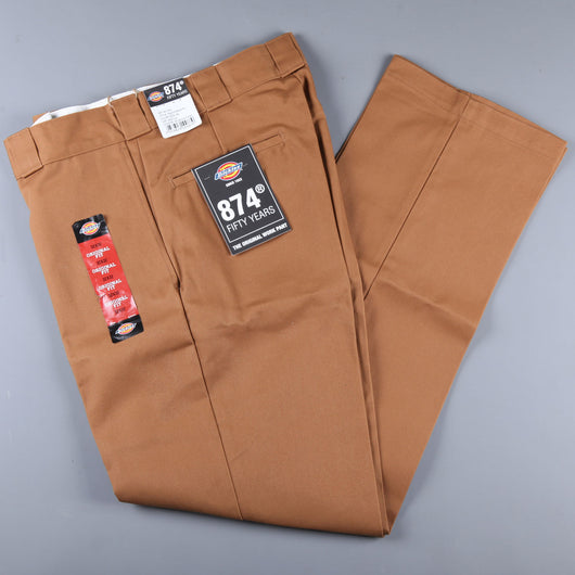 Dickies 'Original 874' Work Pant (Brown Duck) - CSC Store
