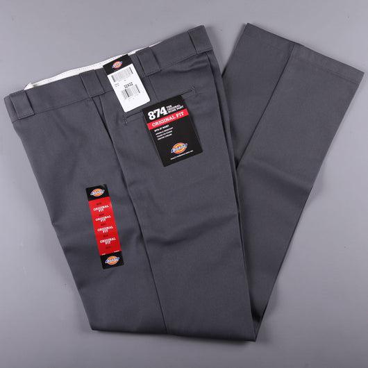 Dickies 'Original 874' Work Pant (Charcoal)