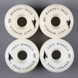 Fast 'Barney Page Pro' 54mm Wheels - CSC Store
