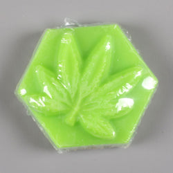 Ganj Wax 'Lemon Haze' Small (Fluorescent Green) - CSC Store