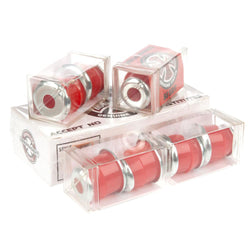 Independent 'Standard Cylinder' 88A Soft Bushings (Red) - CSC Store