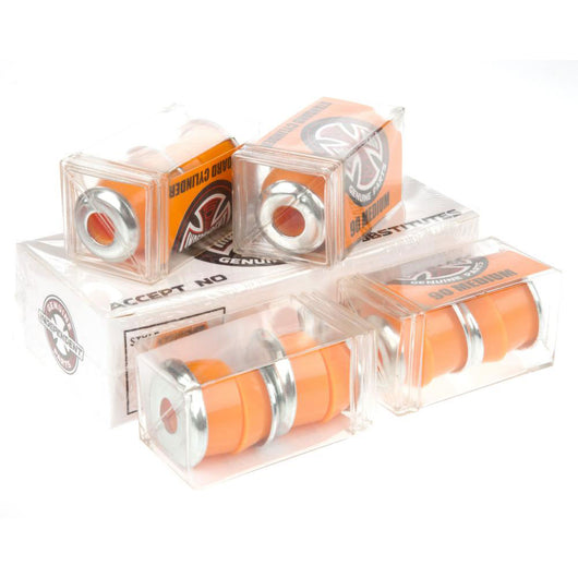 Independent 'Standard Cylinder' 90A Medium Bushings (Orange) - CSC Store