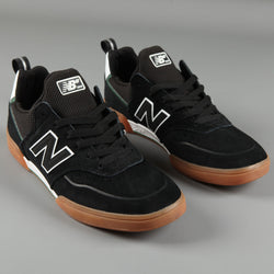 New Balance Numeric '288 Sport' Skate Shoes (Black / Green / Gum)
