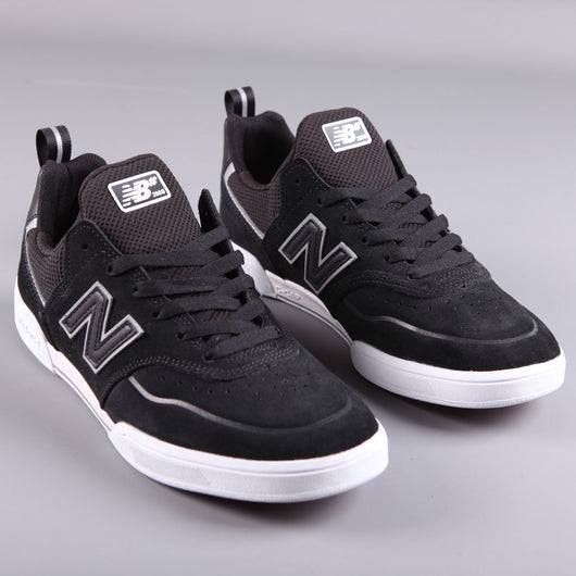 New Balance Numeric '288 Sport' Skate Shoes (Black / White) - CSC Store