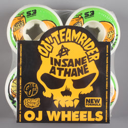 OJ 'Juice Hard Line Insaneathane' 53mm Wheels