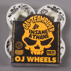 OJ 'Rattlers Insaneathane' 53mm Wheels