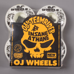OJ 'Rattlers Insaneathane' 54mm Wheels