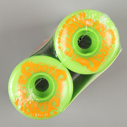 OJ 'Super Juice' 60mm 78a Wheels (Green)